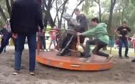 Tai nạn hài hước ở công viên